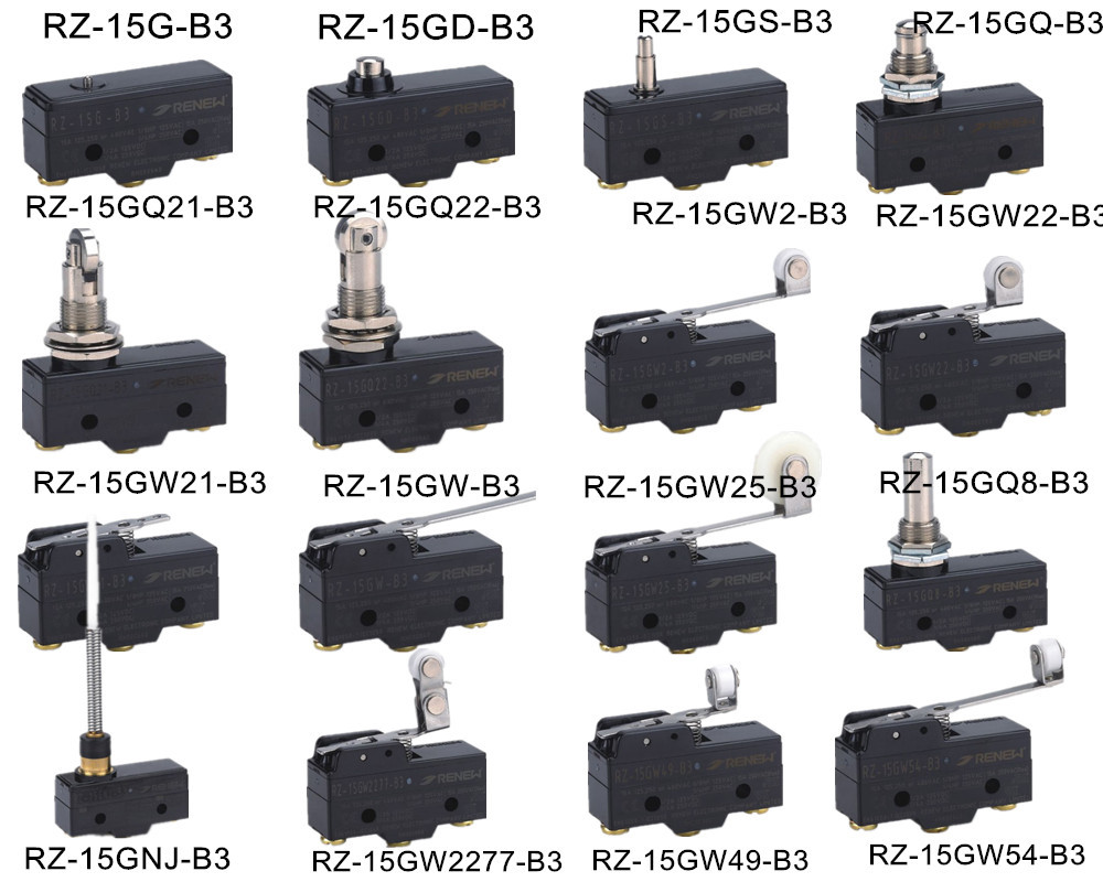 Basic Switches | Sensors & Switches | Dganesh Electricals